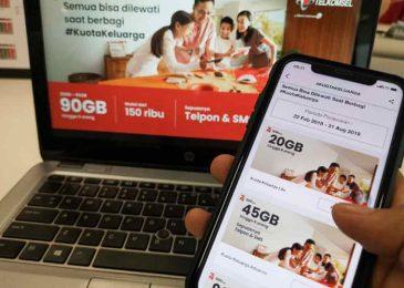 Telkomsel Hadirkan Kuota Hemat untuk Anggota Keluarga