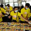 Luncurkan Bumbu Praktis Nasi Goreng Matah, Sasa Raih Rekor MURI
